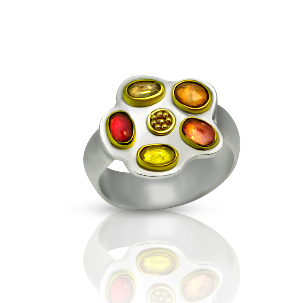 Jewel Box Rings - The Palette Ring