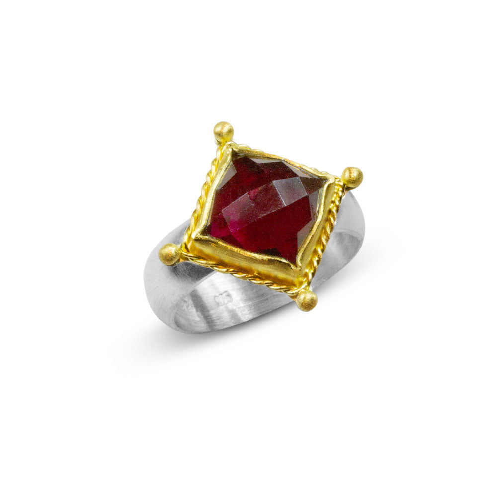 Nancy Troske Jewelry - Renaissance Rings