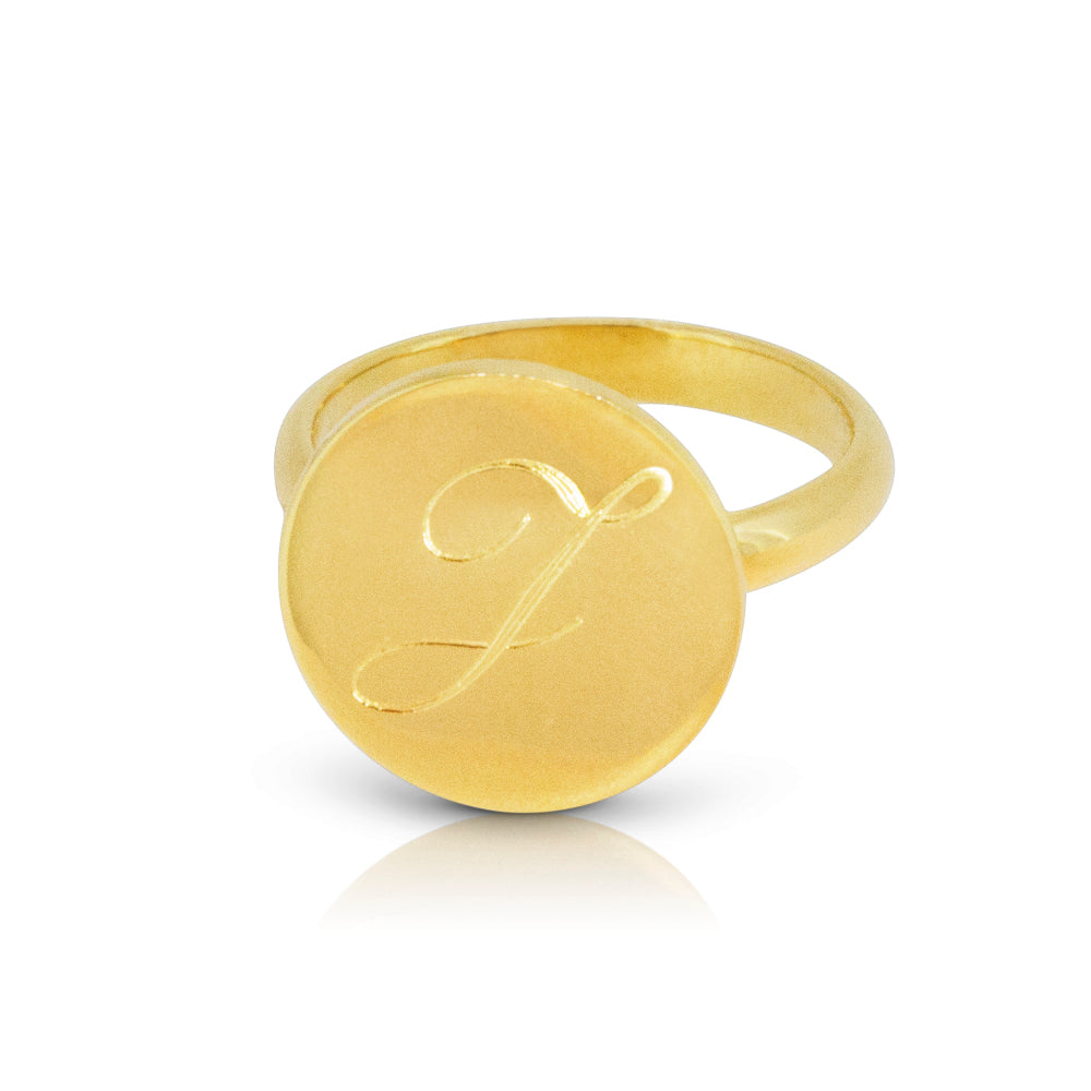 Handcrafted Signet Ring