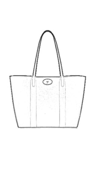 Small New Bayswater Tote
