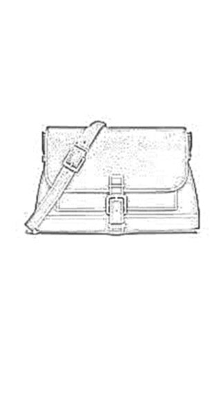 Small Chiltern Satchel