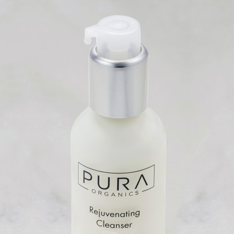 PURA ORGANICS REJUVENATING CLEANSER REVIEW