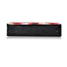 Zip Binder -  Storage for Craft Supplies and Jewelry. Waterflowers
