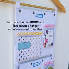 Multi-Use Storage Panels for Craft Supplies