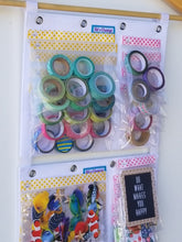 Multi-Use PANELS : 2 Pak - Use 3 ways. Beads, findings, Jewelry, Scrapbook Stamps and Stickers . . .