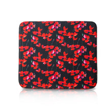 BEAD BOARD GRANDE- Poppies.  Travel Work surface for making jewelry. Beads, Findings, Jewelry