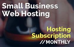 Monthly Hosting Subscription