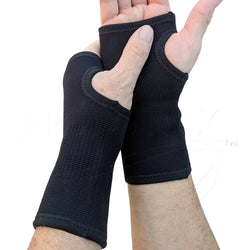 PRIMOFIT Far Infrared CTS Sleeves - Pair - Black