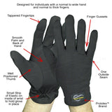 Features of the REGULAR FIT Far Infrared Gloves for Men