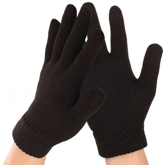 Full Finger Stretchy Knit Gloves