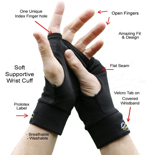 Carpal Tunnel Gloves Far Infrared Gloves Prolotex Com