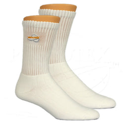 Comfort Fit Socks in WHITE - Buy White Prolotex Socks