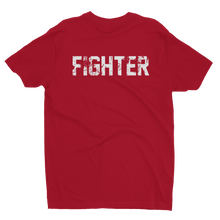 4:13 FIGHT CLUB / FIGHTER - Short Sleeve T-shirt
