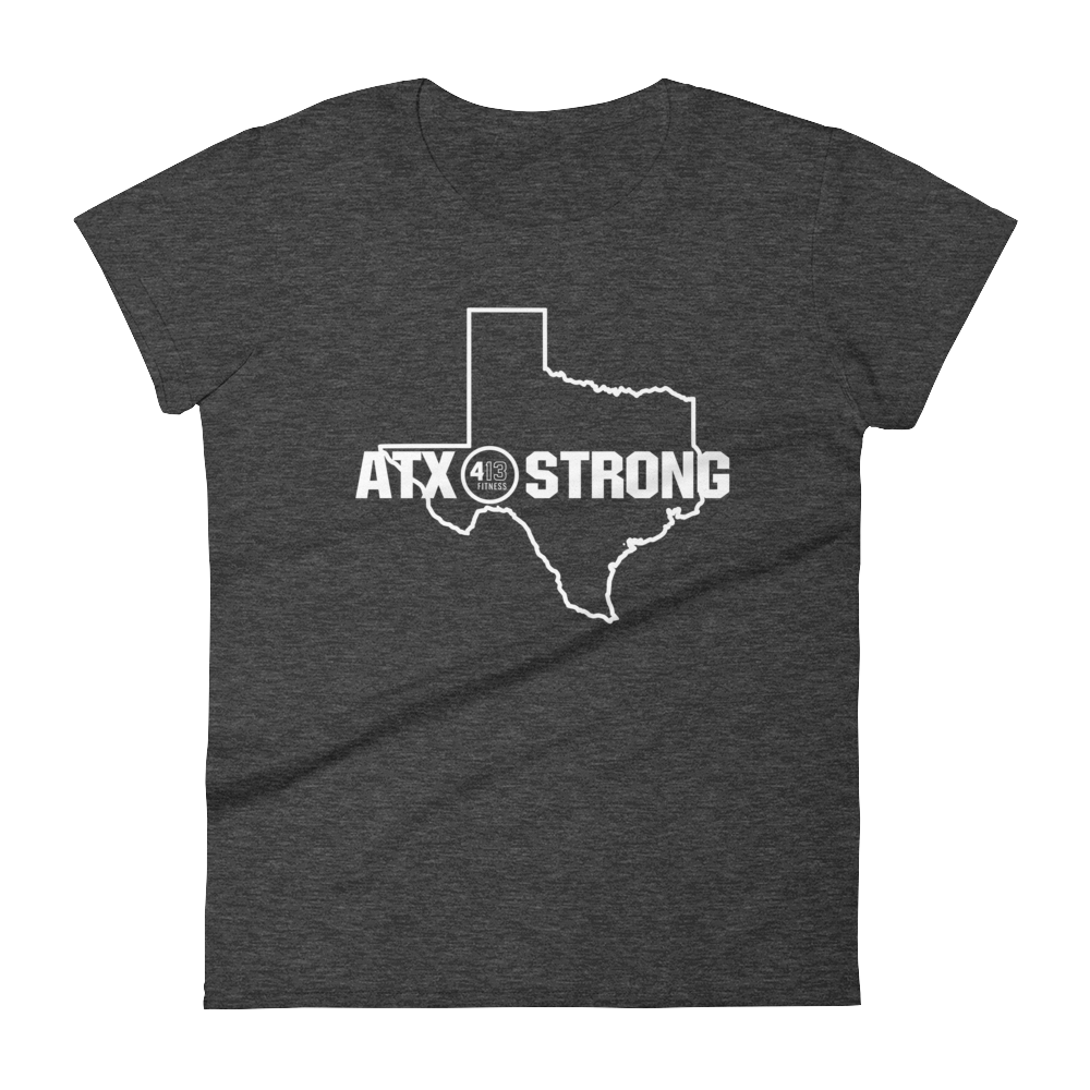 ATX STRONG - Women's cut short sleeve t-shirt