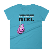 Don't Mess With This Girl - Women's short sleeve t-shirt