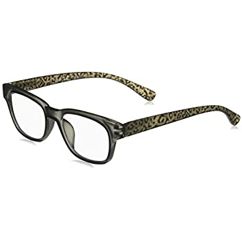 PEEPERS READING GLASSES STYLE 20-GRAY ANIMAL