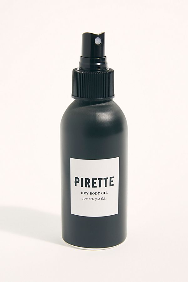 PIRETTE DRY BODY OIL SPRAY