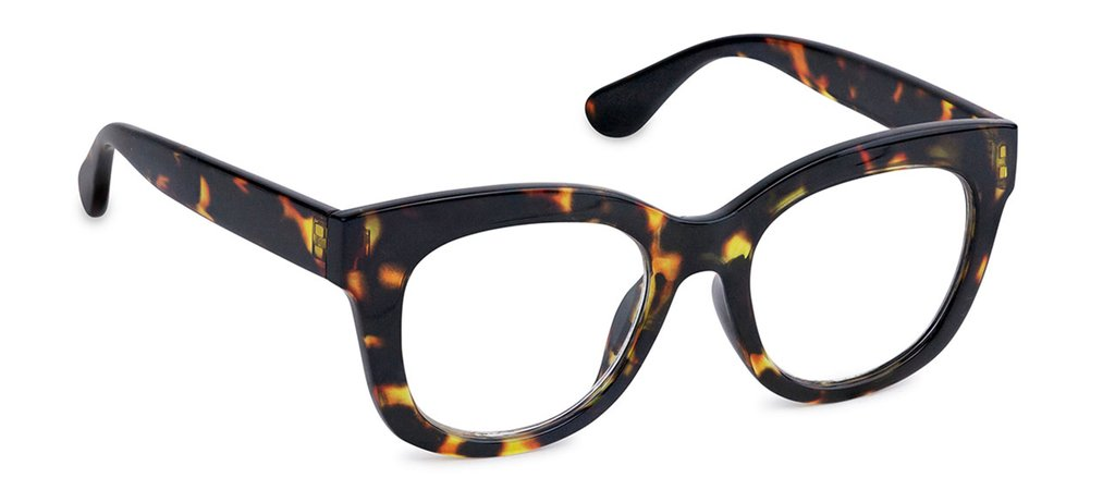 PEEPERS READING GLASSES CENTER STAGE-TORTOISE