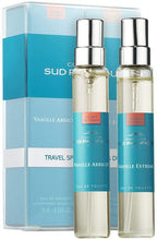 SUD PACIFIQUE TRAVEL SPRAY LAYERING DUO VANILLE EXTREME VANILLE APRICOT