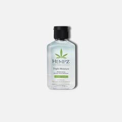 HEMPZ TRIPLE MOISTURE TRAVEL-SIZE HAND SANITIZER 2.25OZ