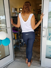 GODDESSWEAR SUPER STRETCH DENIM LEGGING 1716D