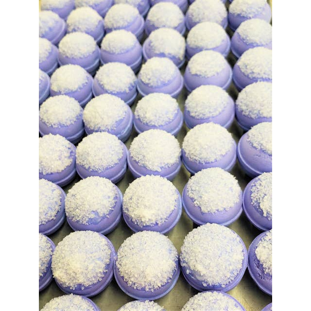 BATH BOMBS LAVENDER DREAMS
