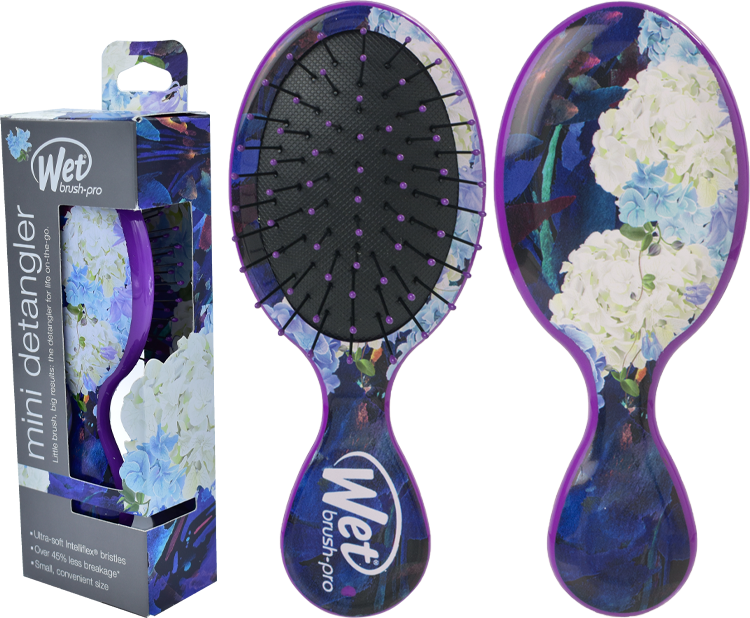 THE WET BRUSH MINI DETANGLER