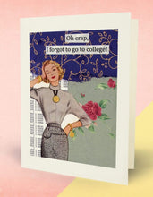 RANDOM THOUGHTS MINA LEE STUDIO GREETING CARD