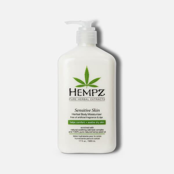 HEMPZ BODY MOISTURIZER- SENSITIVE SKIN