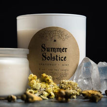 EMERALD HEARTH CANDLE SUMMER SOLSTICE. NEW!!