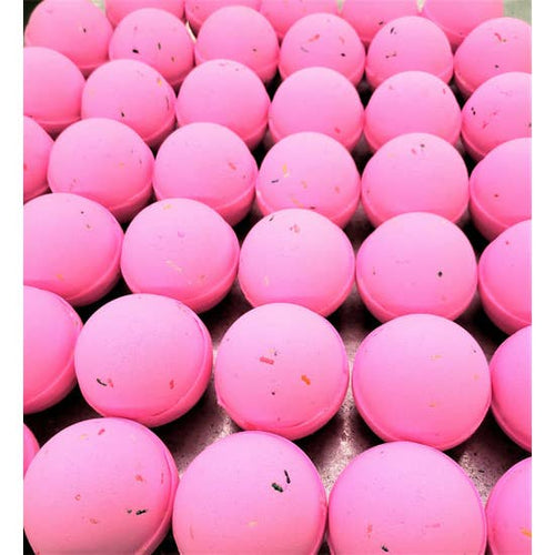 BATH BOMBS SWEET STRAWBERRY