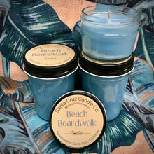 SANTA CRUZ CANDLE COMPANY BEACH BOARDWALK