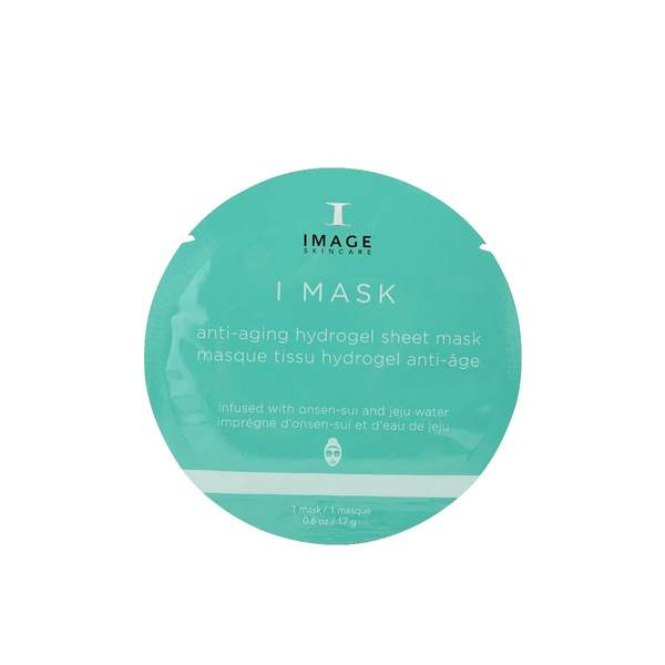 IMAGE SKINCARE I MASK ANTI-AGING HYDROGEL SHEET MASK