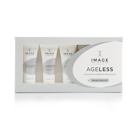 IMAGE SKINCARE AGELESS TRIAL TRAVEL KIT 0.25OZ