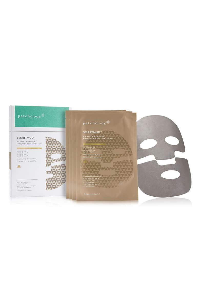 PATCHOLOGY SMARTMUD SHEET MASK- DETOX