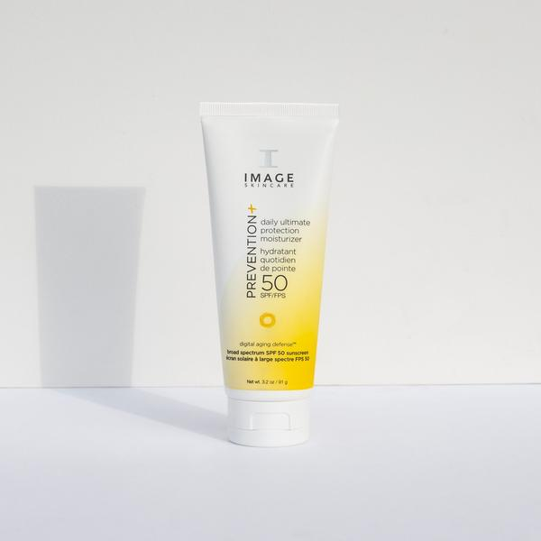 IMAGE SKINCARE PREVENTION+ DAILY ULTIMATE PROTECTION MOISTURIZER-50SPF 3.2OZ
