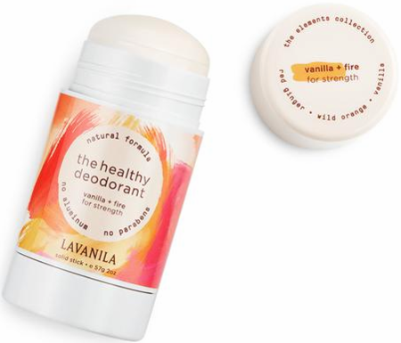 LAVANILA DEODORANT THE ELEMENTS COLLECTION VANILLA FIRE