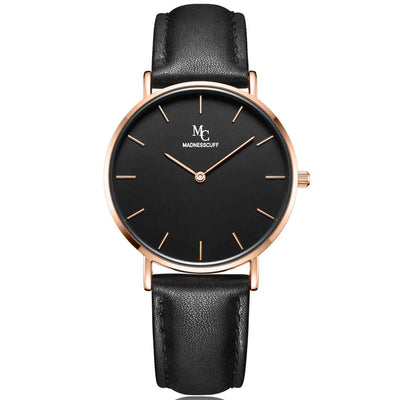 La Classic Leather Black Edition
