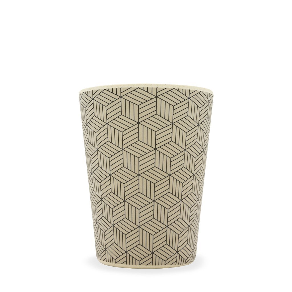 Bamboo Cup: Black & White - Gift - BoxTree