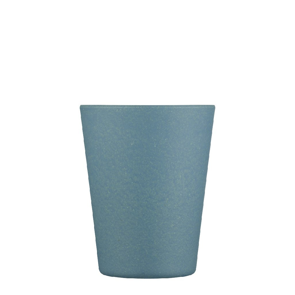 ECoffee | Blue-Gray Bamboo Cup | BoxTree | Send a Gift