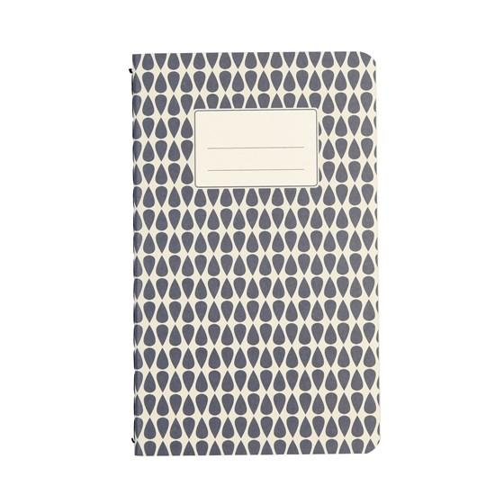 BoxTree | Blue Abstract Pocket Notebook | BoxTree | Send a Gift