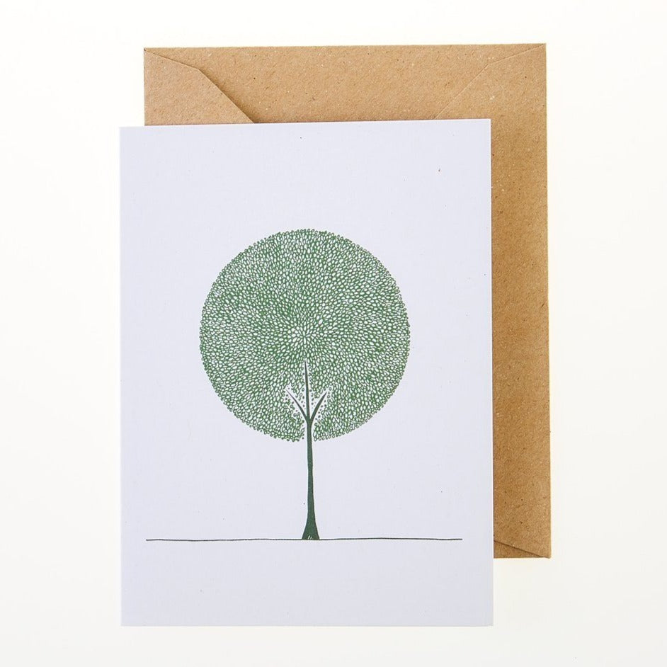 BoxTree Classic Card - Greeting Card - BoxTree