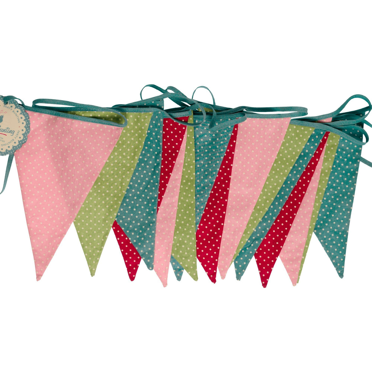 BoxTree | Polka Dot Bunting | BoxTree | Send a Gift