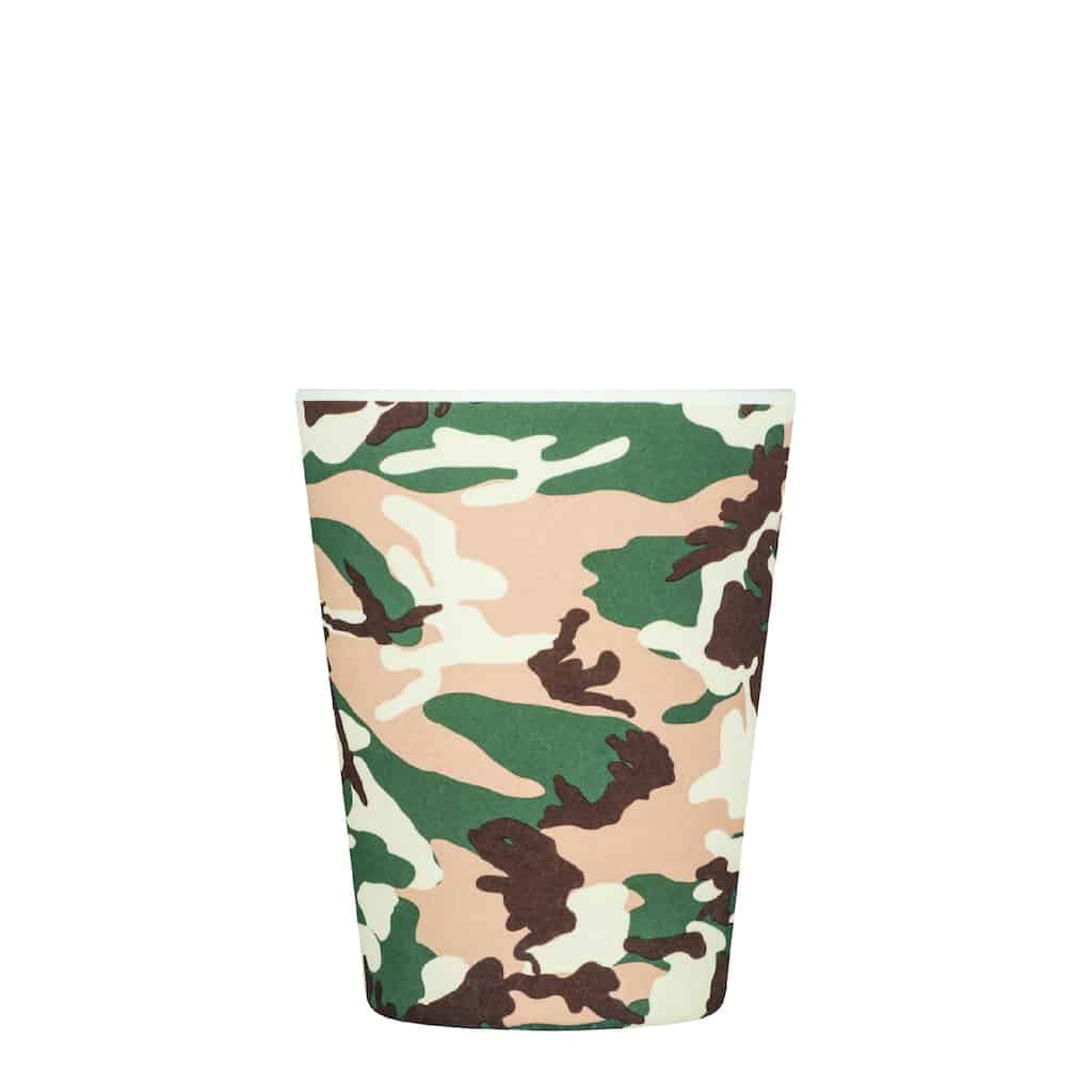 Camouflage Bamboo Cup - Single Gift - BoxTree