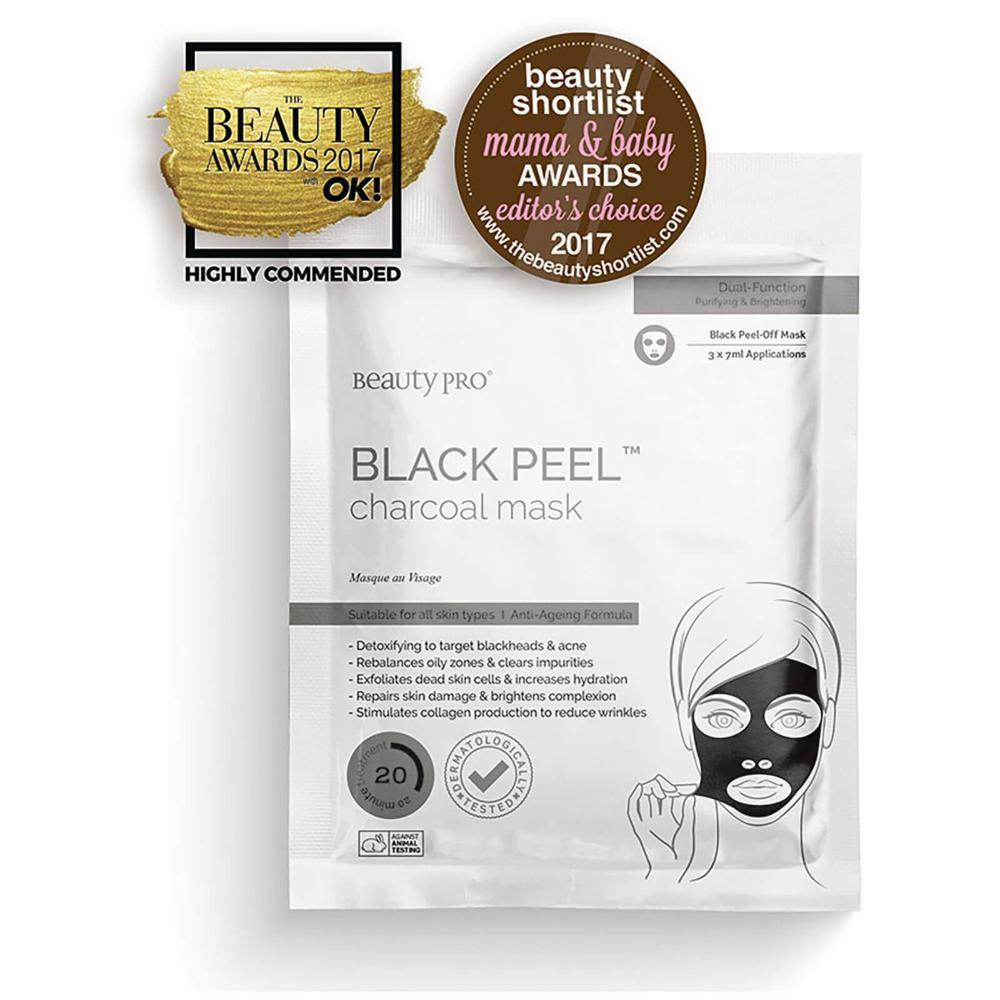 Charcoal Face Mask - Gift - BoxTree