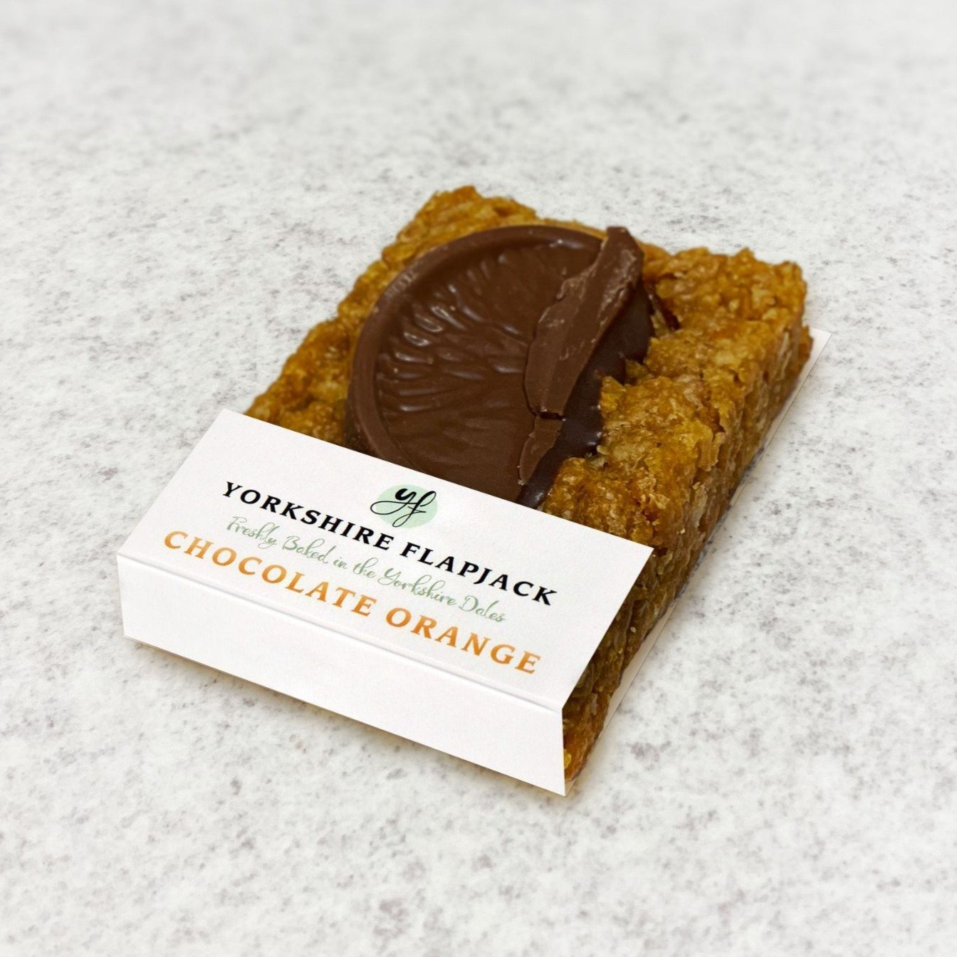 Yorkshire Flapjack | Chocolate Orange Flapjack | BoxTree | Send a Gift