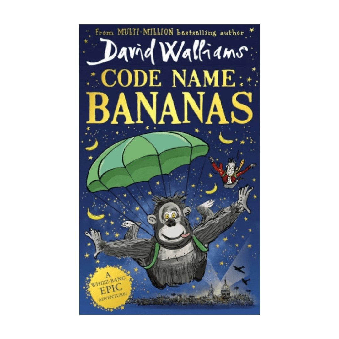 BoxTree | Code Name Bananas | David Walliams | BoxTree | Send a Gift