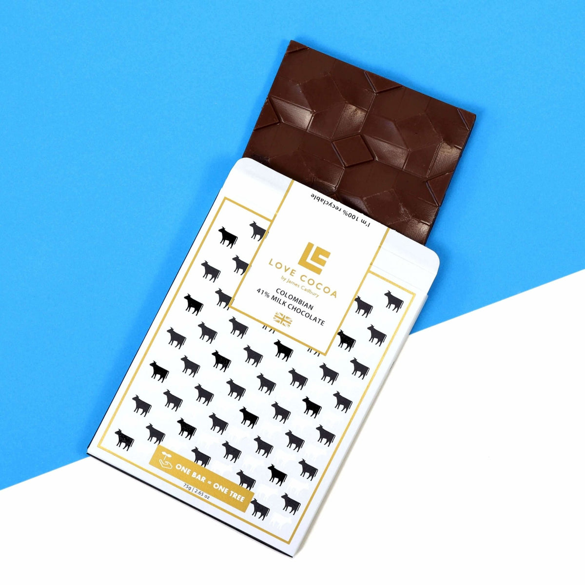 Colombian Milk Chocolate - Gift - BoxTree