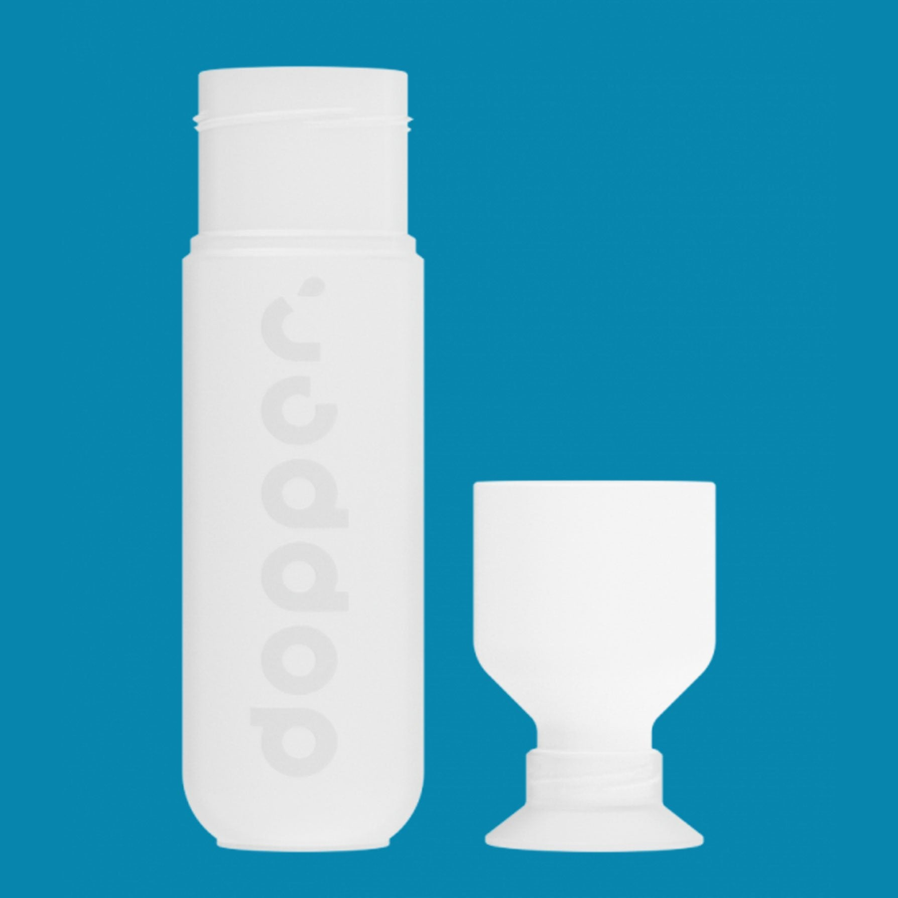 Dopper | Original Drinks Bottle Classic White | BoxTree | Send a Gift