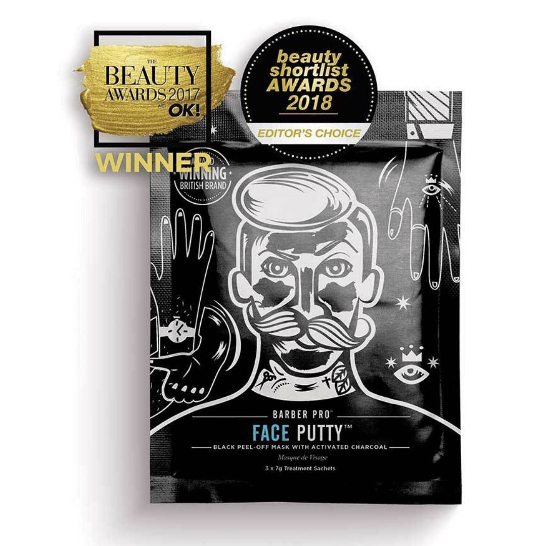 Face Putty Charcoal Mask - Gift - BoxTree